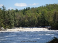 DOUBLE DROP FALLS LEWIS COUNTY NORTHERN NEW YORK 5-17-2014_00003.JPG