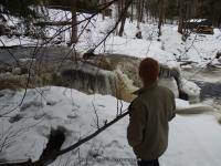 FISH CREEK falls on LEWIS COUNTY NORTHERN NEW YORK 1-19-2013_00003.JPG